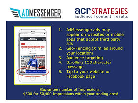 ACR Strategies -  A Sports Marketing - A