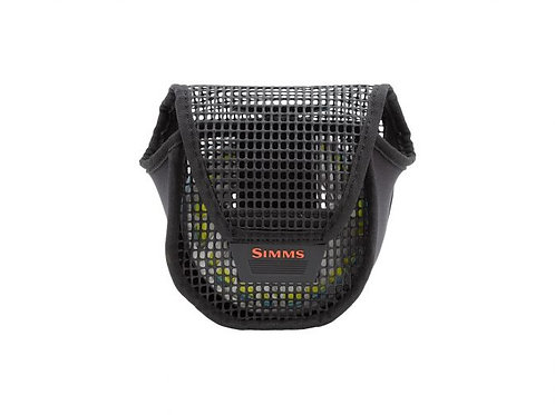 Simms Bounty Hunter Mesh Reel Pouch Large