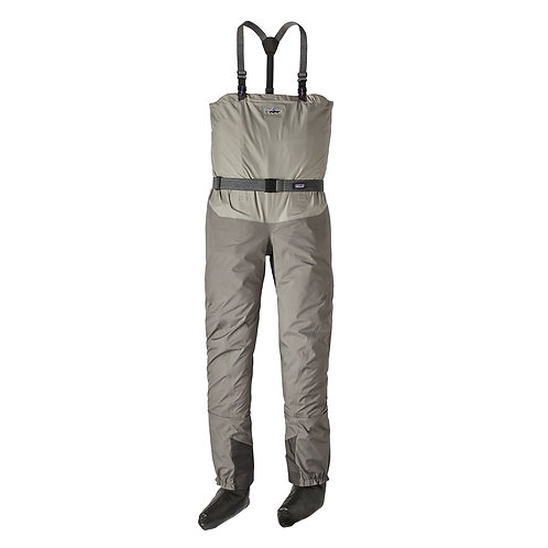 Patagonia Middle Fork Packable Waders- Hex Grey