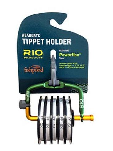 Rio-Fishpond Headgate