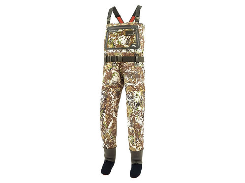 Simms G3 Guide Stockingfoot Wader-River Camo