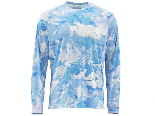 SolarFlex Crewneck Shirt Print