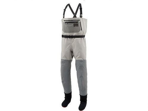 Simms Headwaters Pro Stockingfoot Wader-Boulder