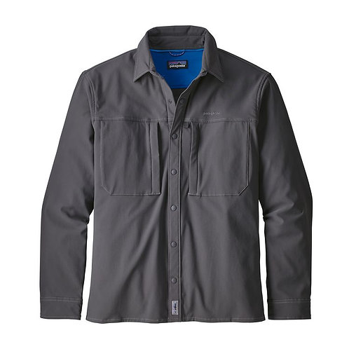 Patagonia Long Sleeve Snap Dry Shirt
