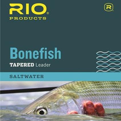 Rio Bonefish 10' Leader 3-Pack
