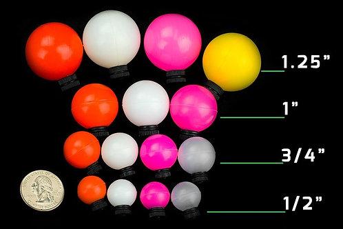 Airlock Indicators 3Pack Assorted Colors