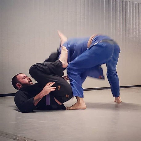 Friday open mat is one of my favorite ti