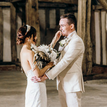 L & J's Modern Barn Wedding - Your Best Day Ever