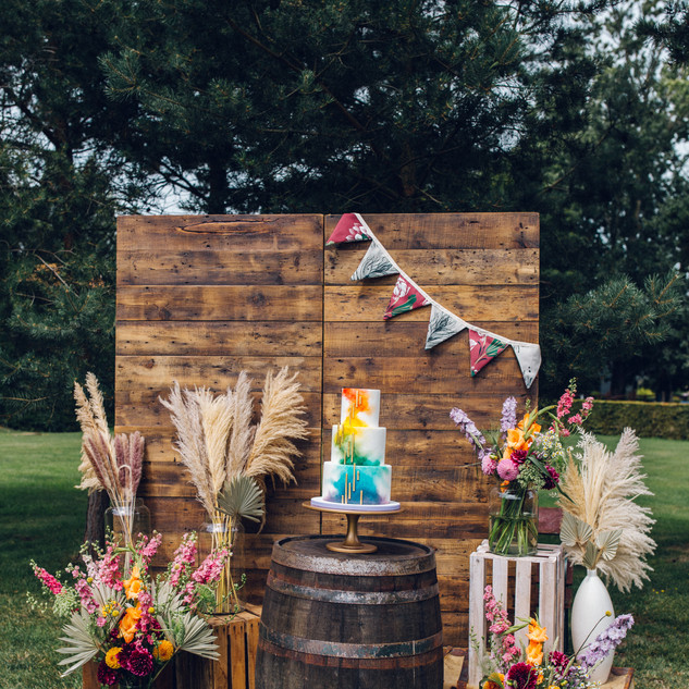 C & B Festival Tipi Wedding - Barnston Lodge - Your Best Day Ever