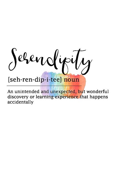 Serendipity Definition