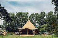 Tipi Festival Wedding - YBDE