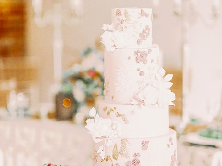 How much does a wedding cake cost ?