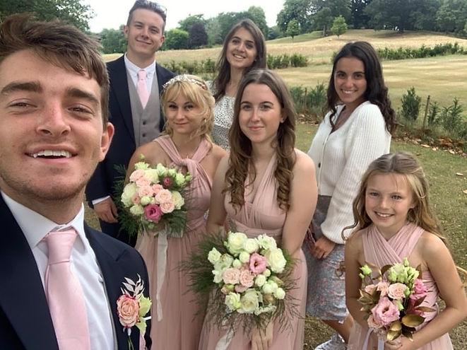 Blush Braxted Wedding - YBDE