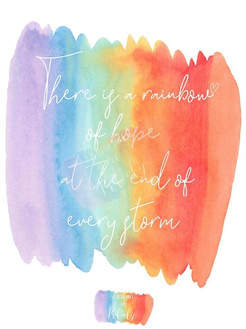 Rainbow Prints
