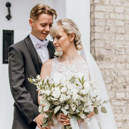 Timeless Wedding at Barnston Lodge