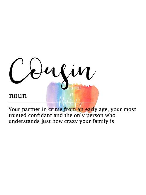 Cousin Definition