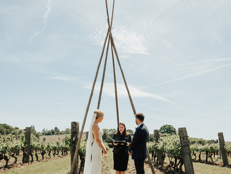 What is a celebrant and what do they do ?