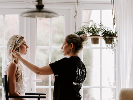 How much does a wedding makeup artist cost?