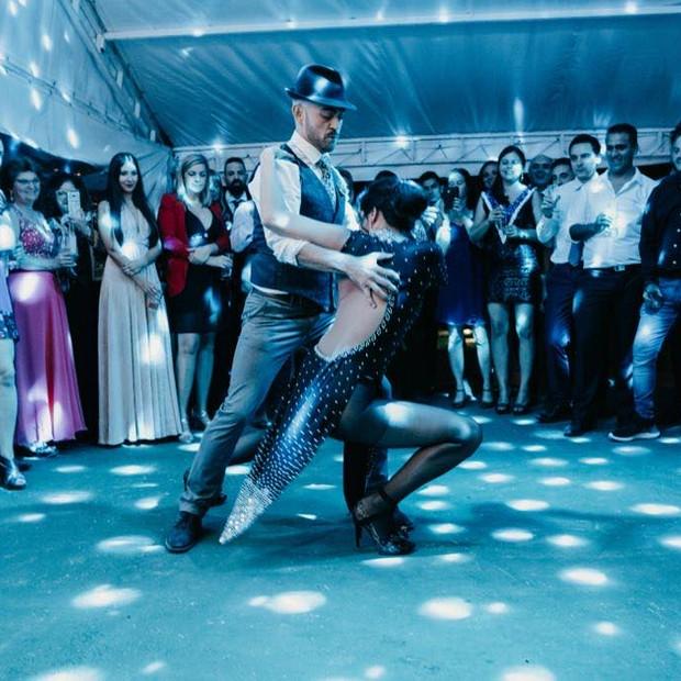 Art Deco Tango