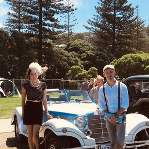 Art Deco Weekend, Napier