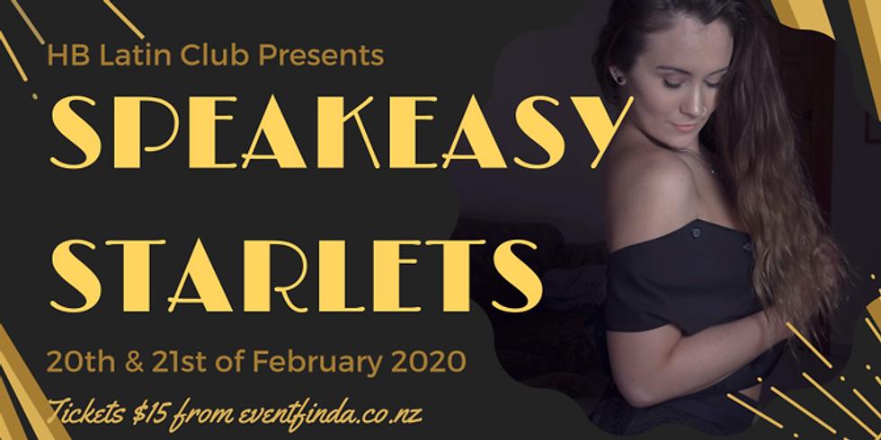 Speakeasy Starlets 2020