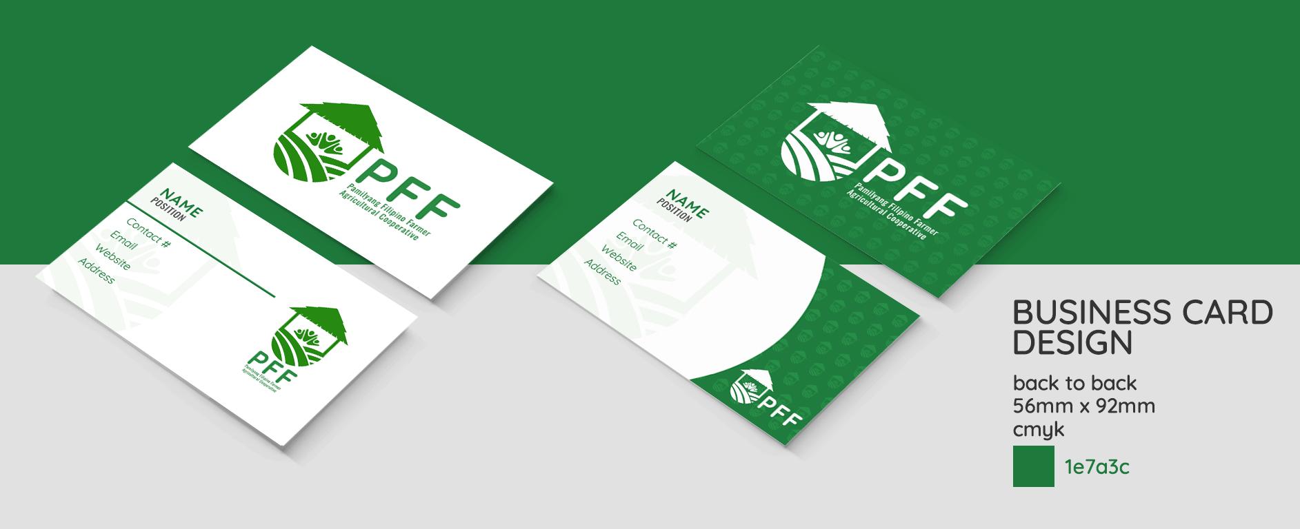 PFF_bcarddesign
