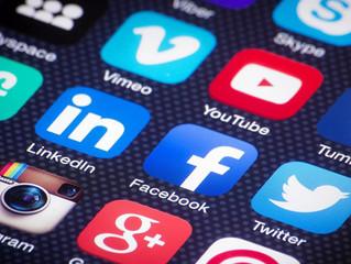 Os pós e contras das redes sociais Facebook, Instagram, Twitter,... [infográfico]