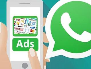 As publicidades no WhatsApp estão chegando!