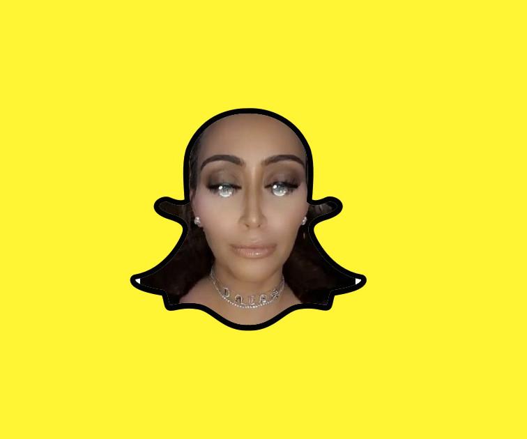 Snapchat - Memories (Memórias)