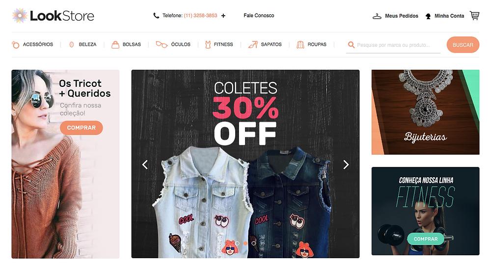 LookStore - Camino Marketing