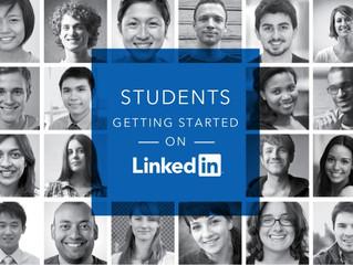 Conhece o LinkedIn Students? O Tinder para o trabalho.