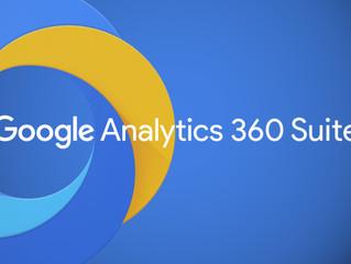 Conheça o Google Analytics 360 Suite