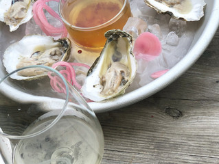 3 Ways to Spice Up Oysters on the Half Shell
