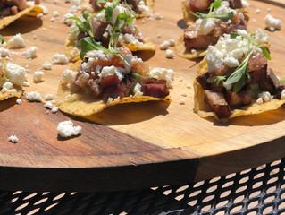 Chef Taylor's Cinco de Mayo Brisket Tostadas
