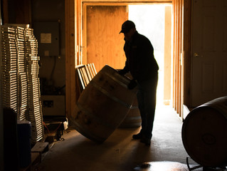 "There is No ""Off Season"" in Winemaking"