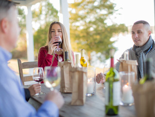 How to Host Your Own Blind Wine Tasting
