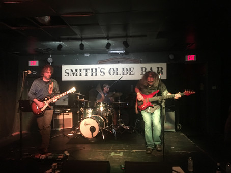 Smith's Olde Bar This Saturday March 2nd 6:00 in the Atlanta Room