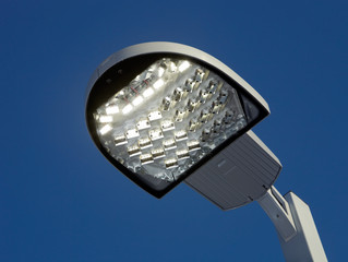 A brightening future for LED Street Lights in North Central Texas?