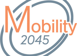 Mobility 2045 Final Draft Recommendations Available Online, to be Presented at May Meetings