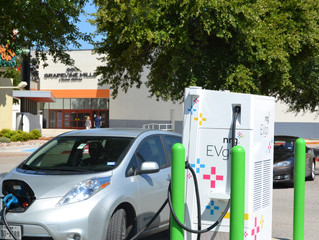 TxVEMP Accepting Applications for Level 2 Charging Equipment for Light-Duty Zero Emission Vehicles!