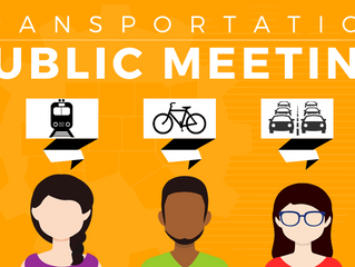 Transportation Public Meetings