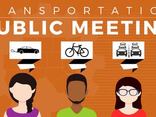 Transportation Public Meeting