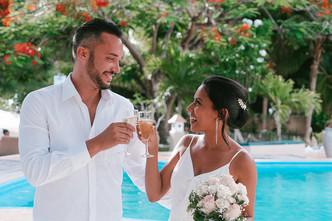 Wedding Pictures Seychelles