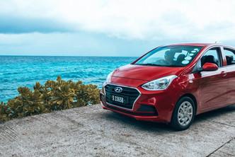 Car rentals in Seychelles