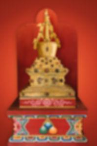 Yum Namgyal Drolma Stupa