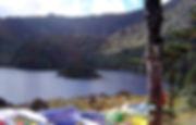 Lake Dhanakosha in Pemaköd