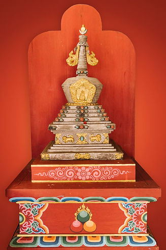 Gyurme Ngedön Wangpo Stupa