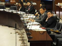 2014.11.04 参議院厚生労働委員会 「感染症法」の改正案が審議