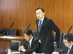 2014.11.18 厚生労働委員会で質問を行いました