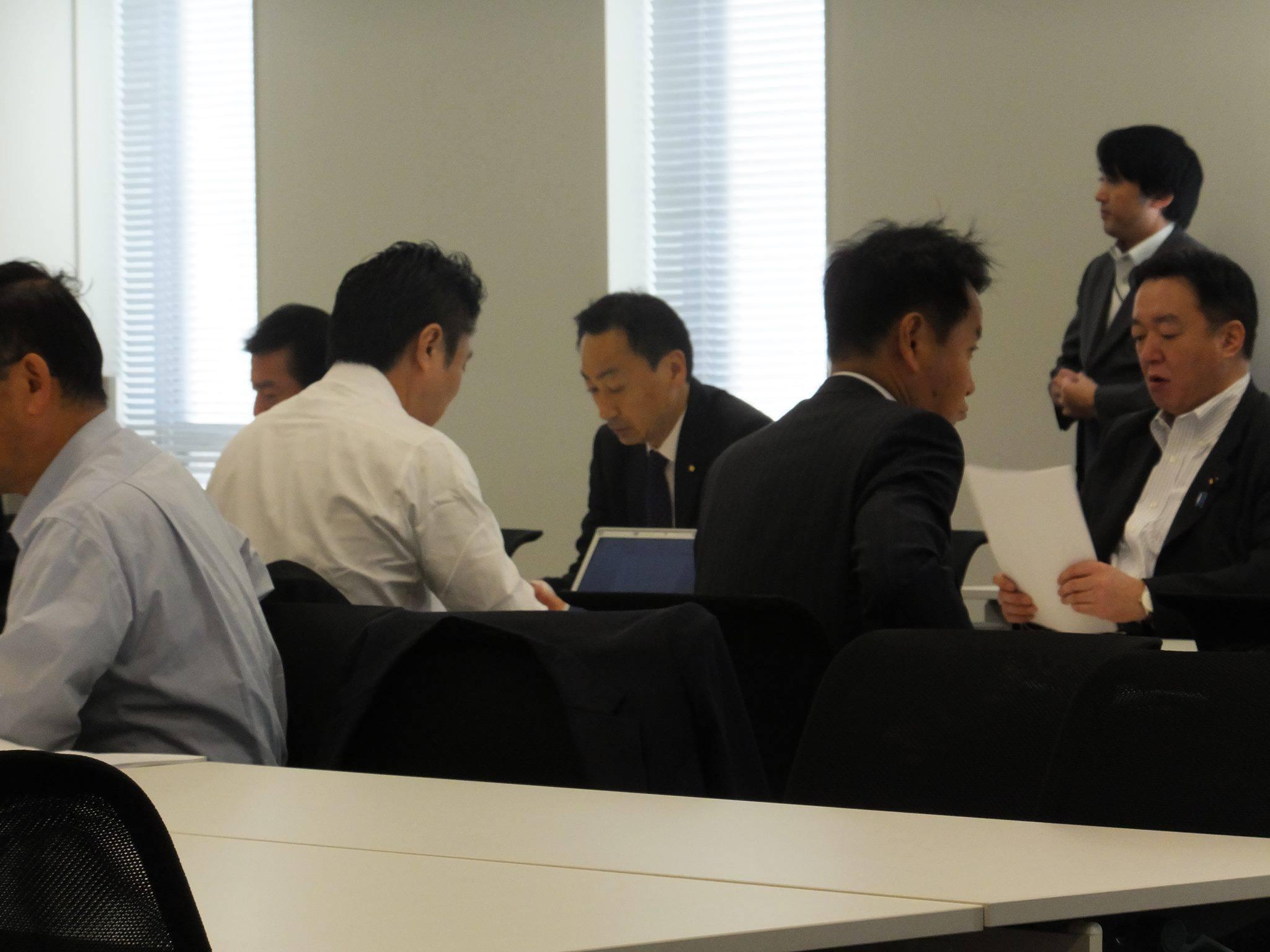2014.10.28  道州経済部会 土砂災害防止法改正案等